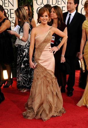 Isla Fisher 66th annual Golden Globe Awards