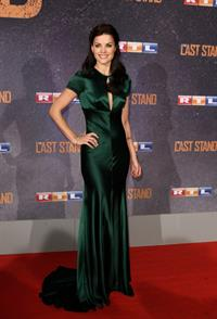 Jaimie Alexander  The Last Stand  Germany Premiere 1/21/13