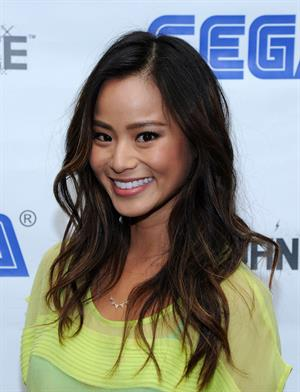 Jamie Chung Sega GO DANCE Mobile Game Unveil Party, September 5, 2013