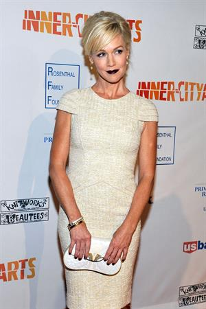Jennie Garth Inner-City Arts Gala (Oct 17, 2012)