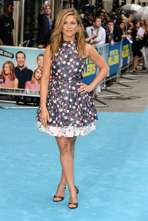 Jennifer Aniston We're The Millers Premiere in London August 14, 2013