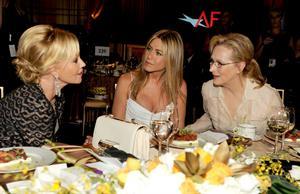 Jennifer Aniston - AFI Life Achievement Award Honoring Shirley MacLaine in LA June 7, 2012
