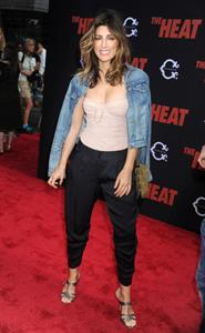 Jennifer Esposito  The Heat  New York Premiere --June 23, 2013