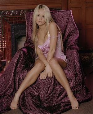 Jennifer Ellison Jeany Savage Photoshoot