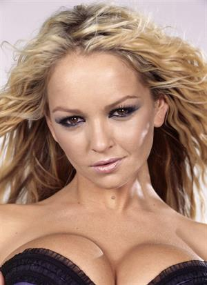 Jennifer Ellison Scott McAulay Photoshoot