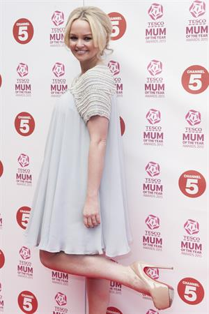 Jennifer Ellison Tesco Mom Of The Year Awards, March 3, 2013