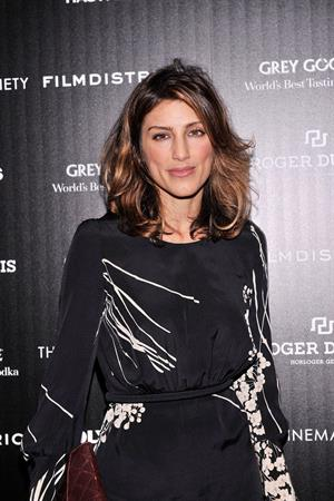 Jennifer Esposito 'Olympus Has Fallen' screening in NYC 3/11/13