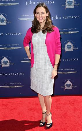 Jennifer Garner attends John Varvatos 10th Annual Stuart House Benefit March 10, 2013