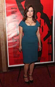 Jennifer Tilly -  30 Beats  Premiere - New York City (July 17, 2012)
