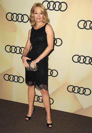 Jeri Ryan Audi Kicks Off Golden Globes Week 2013 (Jan 6, 2013)
