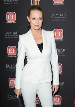 Jeri Ryan TV Guide Magazine Hot List Party (Nov 12, 2012)