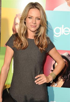 Jessalyn Gilsig at  Glee  Academy Event (July 27, 2010)