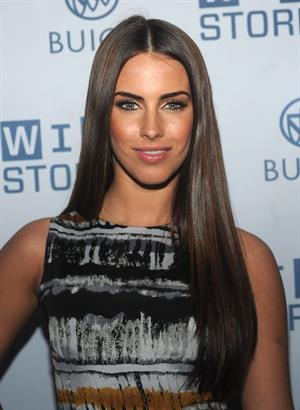Jessica Lowndes 2011 Wired store opening launch party in New York City on November 17, 2011