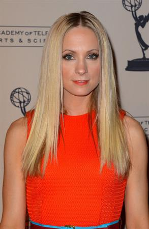 Joanne Froggatt 64th Primetime Emmy Awards Writers' Nominee Reception (September 20, 2012)