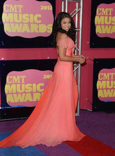 Jordin Sparks - 2012 CMT Music Awards in Nashville (June 6, 2012)