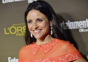 Julia Louis-Dreyfus  Entertainment Weekly Pre-Emmy Party Presented By L'Oreal Paris in Hollywood - September 21, 2012