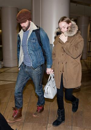 Kate Bosworth Arrives at Los Angeles International Airport (04.02.2013)