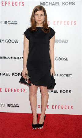 Kate Mara  Side Effects  Premiere, Jan 31, 2013