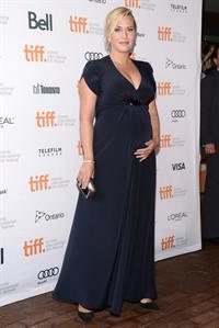 Kate Winslet  Labor Day  Premiere at Toronto International Film Festival on Sep. 7, 2013