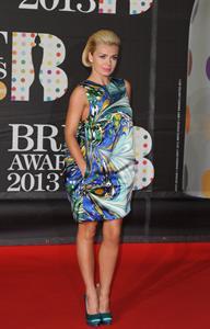 Katherine Jenkins BRIT Awards, Feb 20, 2013