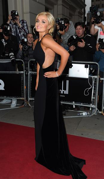 Katherine Jenkins - GQ Men of the Year Awards in London - September 4, 2012