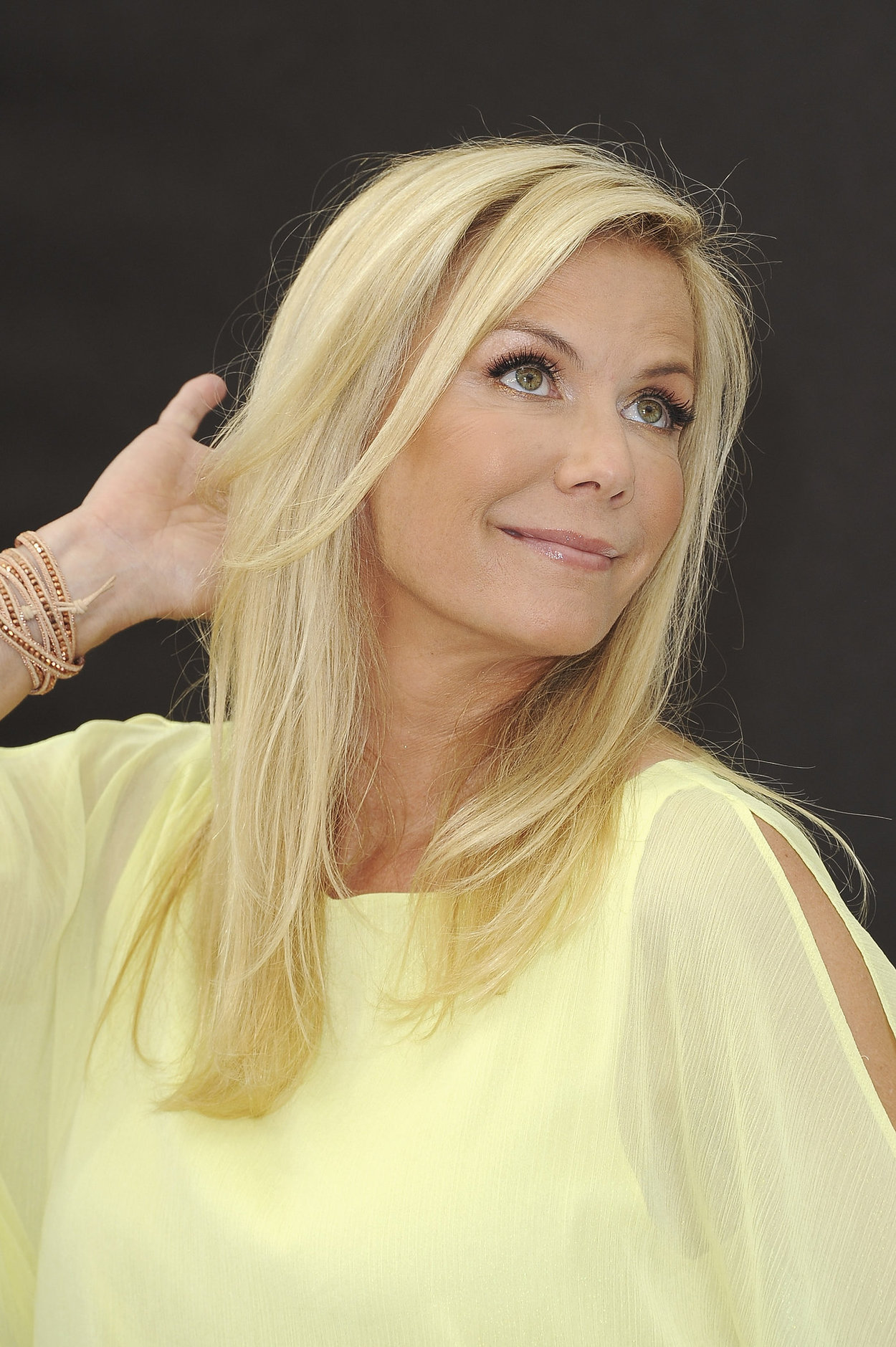 Katherine Kelly Lang 'The Bold And The Beautiful' Photocall At The 53rd Monte Carlo TV Festival