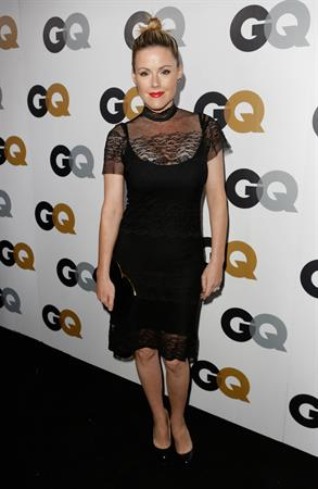 Kathleen Robertson GQ Men Of The Year Party (Nov 13, 2012)