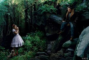 Keira Knightley - Annie Leibovitz Photoshoot For Vogue