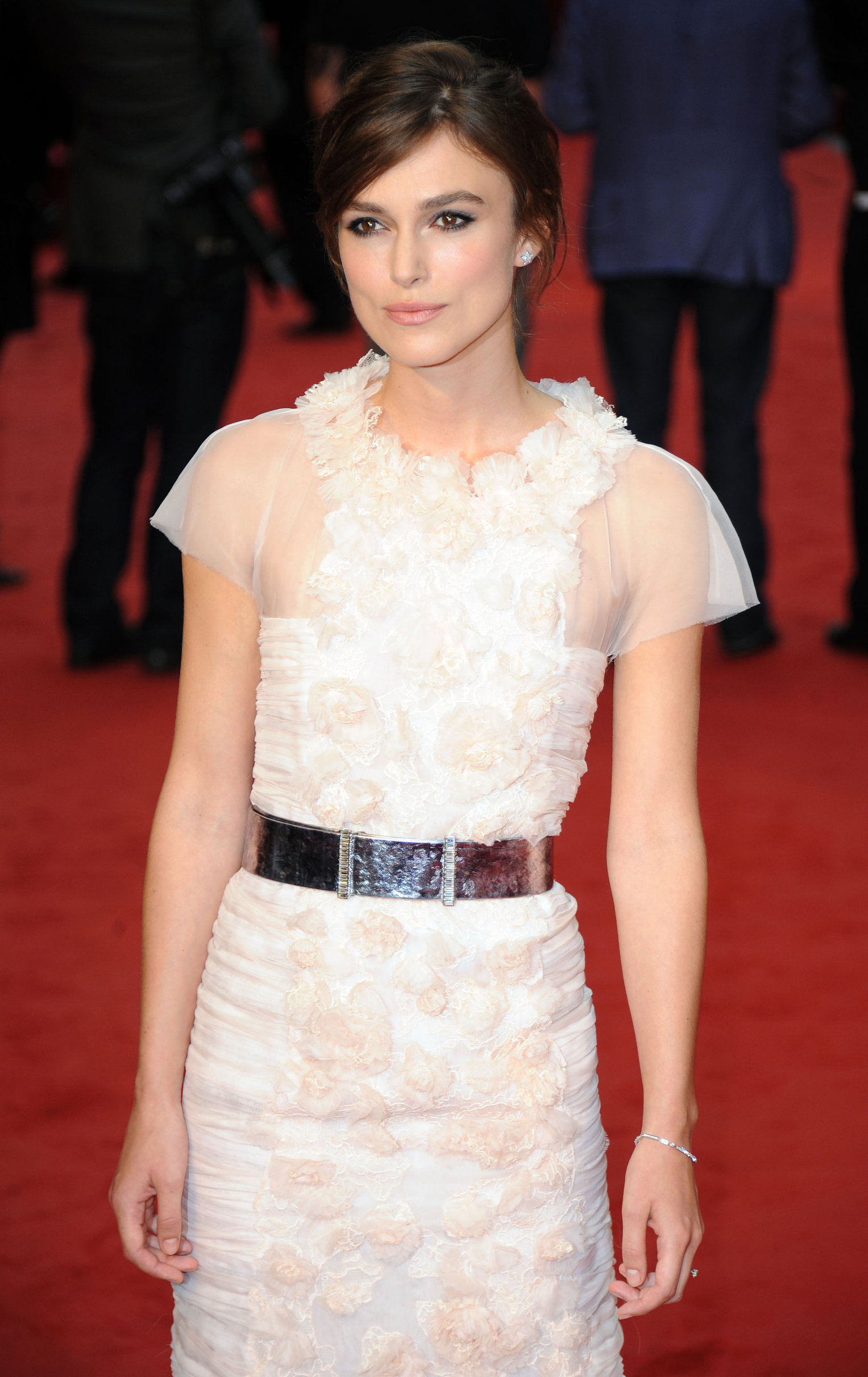 Keira Knightley Pictures. Keira Knightley attending the ...