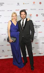 Kelly Rutherford 40th Annual International Emmy Awards (Nov 19, 2012)