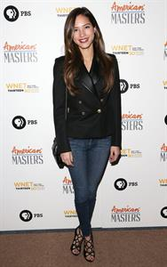 Kelsey Chow  Inventing David Geffen  - Los Angeles Premiere, November 14, 2012