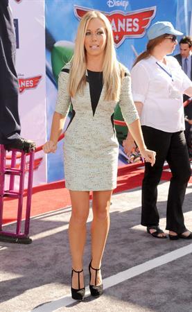 Kendra Wilkinson  Planes  Los Angeles Premiere -- Hollywood, Aug. 5, 2013
