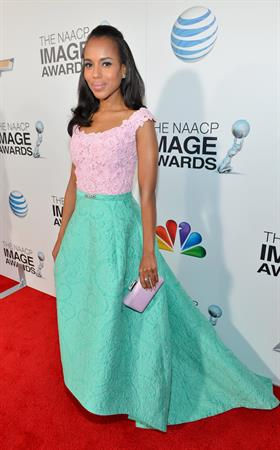 Kerry Washington - NAACP (01.02.2013) - 135th NAACP Image Awards at The Shrine Auditorium in Los Angeles