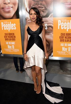 Kerry Washington Premiere of 'Peeples' presented by Lionsgate Film and Tyler Perry in Hollywood - May 8, 2013