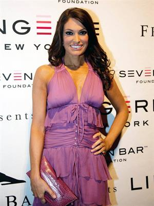 Kimberly Guilfoyle Seven Bar Foundation's Lingerie New York 2010 Event in New York (October 21, 2010)