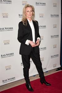 Kim Basinger  Black November  New York Premiere (Sep 26, 2012)