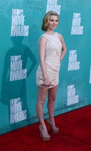 Kirsten Prout - MTV Movie Awards at Universal Studios, Arrivals - June 3, 2012
