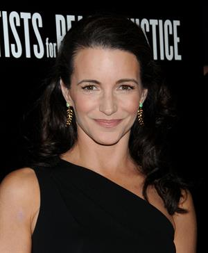Kristin Davis Domino & Bovet 1822 Gala in Hollywood, Feb 21, 2013