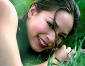 Kristin Kreuk Davis Factor photoshoot 2007