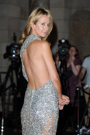 Lady Victoria Hervey - Sports For Peace Fundraising Ball in London (July 25, 2012)