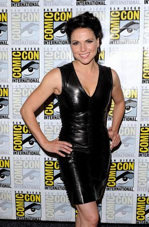 Lana Parrilla -  Once Upon a Time  press room at Comic-Con 2012 in San Diego (July 14, 2012)