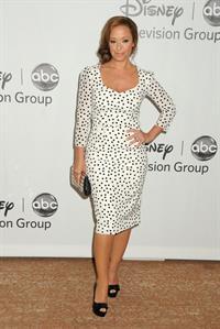 Leah Remini - 2012 TCA Summer Press Tour - Disney ABC Television Group Party - July 27, 2012