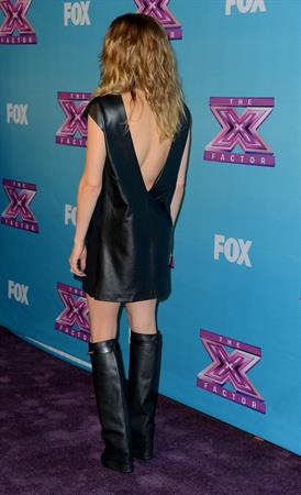 LeAnn Rimes FOX's The Factor Season Finale Night 1 in LA 12/19/12