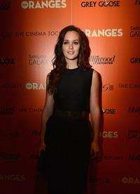 Leighton Meester - Screening of 'The Oranges' in N.Y. - September 14, 2012