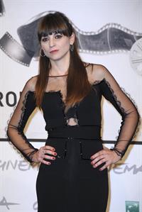 Leonor Watling Una Pistola En Cada Modo photocall at 7th Rome Film Festival on November 17, 2012