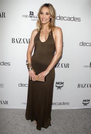 Leslie Bibb Bravo's 'Dukes of Melrose' launch in LA 2/28/13