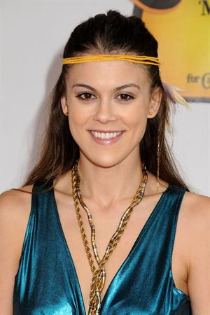 Lindsey Shaw at Camp Ronald McDonald For Good Times 20th Annual Halloween Carnival in Universal City 2012.10.21