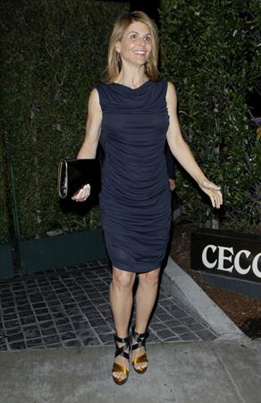 Lori Loughlin Topshop party at Cecconi's in LA 2/13/13