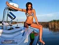 Ariel Meredith in a bikini