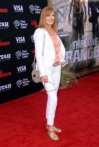 Marg Helgenberger  The Lone Ranger  World Premiere -- Anaheim, Jun. 22, 2013